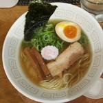 UMAMI SOUP Noodles 虹ソラ - 期間限定麺「Neo 中華ソバ」(2018年9月29日)