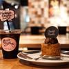 ショコラ リパブリック - 料理写真:ロッシュでケーキセット…ホットコーヒーと♪