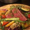 イタリアンバル flat - 料理写真:これぞ肉って感じのグリル焼