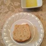 リストランテ イル ミラマーレ - お店特製パン
