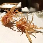 にい留 - 海老の脚