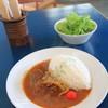 カフェトリコ - 料理写真:ココナッツ キーマカレー