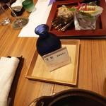 銀座 遠音近音 - 日本酒「宝剣」