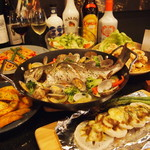 Dining85 - アクアパッツァコース