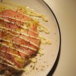Dining85 - 人気☆ポテトサラダのオリーブオイル焼き