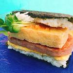 首里のぽーたま屋さん - 島豆腐の厚揚げとハルばぁの油みそ