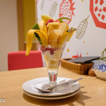 果実園 リーベル - フルーツパルフェ(1200円)