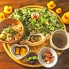 カフェ パンプルムゥス - 料理写真:10食限定 キノコの炊き込みごはんランチ