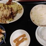 中華料理 華 - 回鍋肉定食