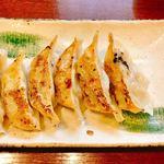 ラーメン しんどう - ツキノ餃子(野菜餃子)320円
