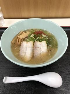 我流麺舞 飛燕 - 我流札幌塩らーめん850円