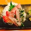 釣り魚の店舟武 - 料理写真:お勧めの刺身