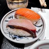 すず音-握り寿司(取り分けました)