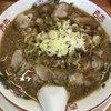 麺屋 克 - 料理写真:コクしょうゆラーメン! 美味しかった!