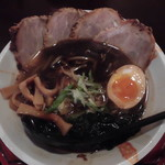 北海道ラーメン めんこい - 小樽こがしチャーシュー 1,200円