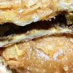 ナガノベーカリー - コーンフレークがパン粉の代わりになっています!
