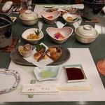 桂川 - 料理写真:夕食