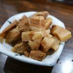 AFURI - 角煮(350円)