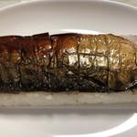和泉家 吉之助 - 焼き鯖ずし(税込1280円)