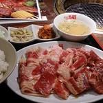 焼肉五苑 八幡店 - 選べる5品定食