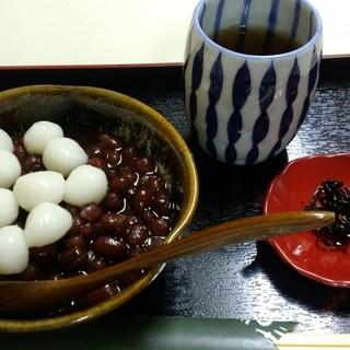 中洲ぜんざい - 料理写真: