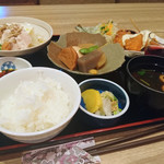 和食処 ひかり亭 - 料理写真:本日のランチ