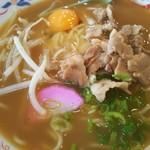 93677540 - スープはあっさり薄味