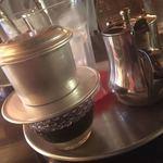 ヴォルール・ドゥ・フルール - ベトナムコーヒー