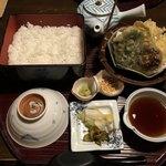 93679684 - 天茶 ハモと野菜