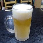 9368708 - 生ビール 凍ったジョッキがウレシイ