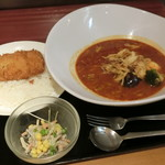札幌スープカレー本舗 - 「ミルフィーユカツ」680円
