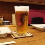えびす 今井屋總本店 - 生ビール!
