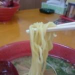 旭川ラーメン さいじょう - 低加水率旭川麺