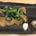 魚の酒場 魚すけ - 海のレバ刺 990円