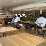 ラ コリーナ近江八幡 - カフェ風景2