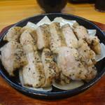 きんのつる - 料理写真:鉄板ポークステーキ定食