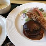 レストラン アザレアコート. - 会食のお料理