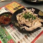 バッテンよかとぉ - 酢モツ422円