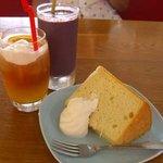 KEL cafe - ケーキセット