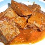 牛たん料理 雅 - ランチのタンシチュー