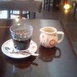 937915 - グリーンカレー定食(ベトナムコーヒー)