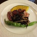 料理屋なかむら - 焼き物:仙台牛のたたき