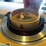 下田大和館 - 料理写真:炭火せいろ蒸し