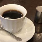 ダイニング フフフ - ホットコーヒー