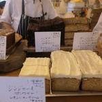 サンデーベイクショップ - 焼き子陳列