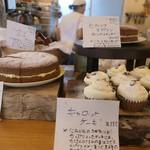 サンデーベイクショップ - 焼菓子陳列