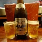 ええとこ - 瓶ビール 550円