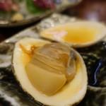 ええとこ - 白貝バター醤油焼き 380円