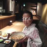 わらの蔵 - 福岡市中央区の繁華街・天神・今泉エリアにある、モダンだけどナチュラルな和風オトナ空間です。うどん屋なのよね。