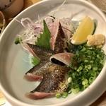 焼とり いぶし坐 - 秋刀魚!